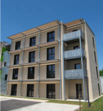 Logements Etudiants - biomotik maison passive